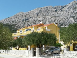 Three bedroom apartment Orebic, Peljesac (A-13763-a)