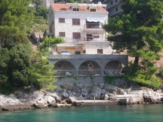 Two bedroom apartment Brna, Korcula (A-13492-a)