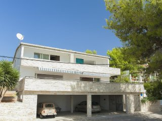 Three bedroom apartment Cove Nova bay - Nova (Korcula) (A-11353-a)