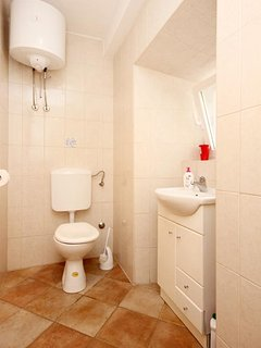Toilet 3, Surface: 3 m²