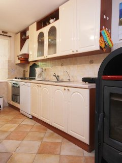 Kitchen, Surface: 10 m²