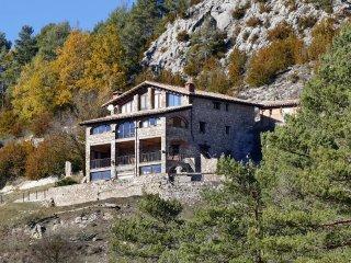 Mas Merolla, El resultado de esta restauración a sido una tranquila casa rural.