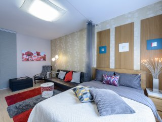 Home DESIGN apartment near Nevsky prospect