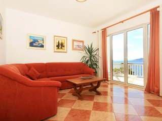 Three bedroom apartment Tri Zala, Korcula (A-174-e)