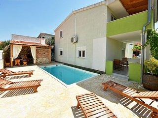 4 bedroom Villa in Zadar, Zadarska Zupanija, Croatia : ref 5457181