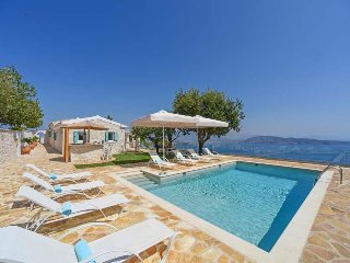 4 bedroom Villa in Sarakinatika, Ionian Islands, Greece : ref 5456909