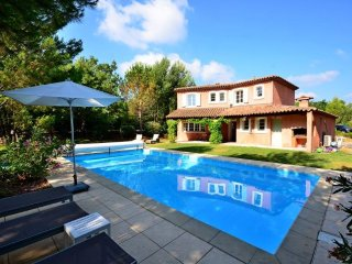 4 bedroom Villa in Fayence, Provence-Alpes-Cote d'Azur, France : ref 5456758