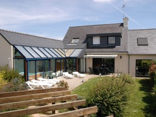 6 bedroom Villa in Moelan-sur-Mer, Brittany, France : ref 5456739