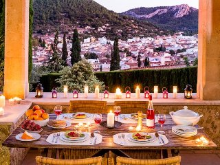 4 bedroom Villa in Pollenca, Balearic Islands, Spain : ref 5456701