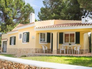 4 bedroom Villa in Son Parc, Balearic Islands, Spain : ref 5456629
