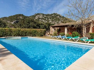3 bedroom Villa in Pollença, Balearic Islands, Spain : ref 5456585