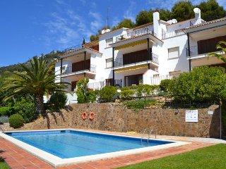 2 bedroom Apartment in Aiguablava, Catalonia, Spain : ref 5456430