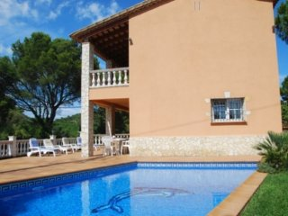 3 bedroom Villa in Begur, Catalonia, Spain : ref 5455992