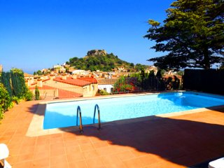 2 bedroom Apartment in Begur, Catalonia, Spain : ref 5455998