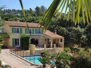 5 bedroom Villa in Vence, Corsica, France : ref 5455935