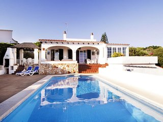 4 bedroom Villa in Binibèquer Vell, Balearic Islands, Spain : ref 5455889