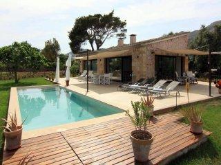 2 bedroom Villa in Pollença, Balearic Islands, Spain : ref 5455749
