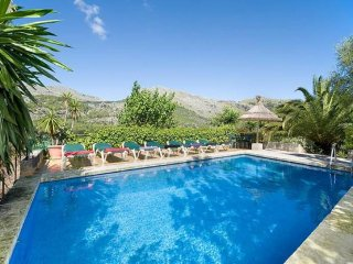 4 bedroom Villa in Pollenca, Balearic Islands, Spain : ref 5455735