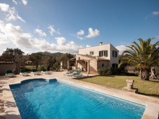 3 bedroom Villa in Pollenca, Balearic Islands, Spain : ref 5455733