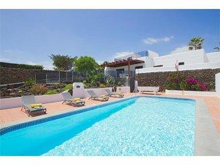 4 bedroom Villa in Puerto del Carmen, Canary Islands, Spain : ref 5455661