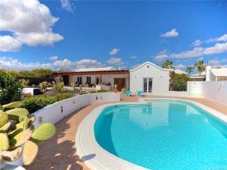 4 bedroom Villa in Puerto del Carmen, Canary Islands, Spain : ref 5455648