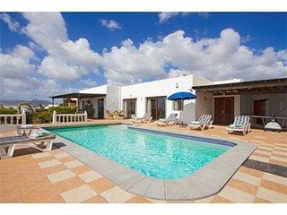 4 bedroom Villa in Puerto del Carmen, Canary Islands, Spain : ref 5455638