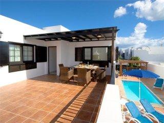 3 bedroom Villa in Puerto del Carmen, Canary Islands, Spain : ref 5455624