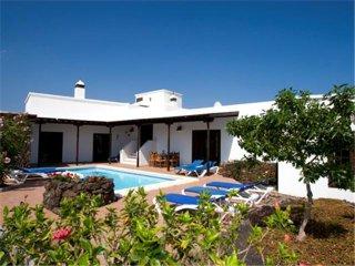4 bedroom Villa in Puerto del Carmen, Canary Islands, Spain : ref 5455619