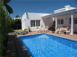 4 bedroom Villa in Puerto del Carmen, Canary Islands, Spain : ref 5455617