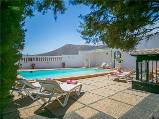 4 bedroom Villa in Mácher, Canary Islands, Spain : ref 5455604