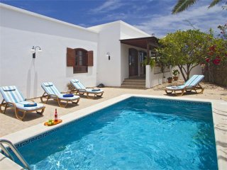 4 bedroom Villa in Costa Teguise, Canary Islands, Spain : ref 5455601