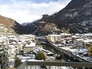 Appartamento panoramico ai piedi della Val D'Ayas