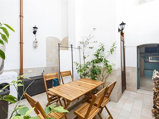 796 Two-bedroom apartment in the old town centre of Alessano - Leuca
