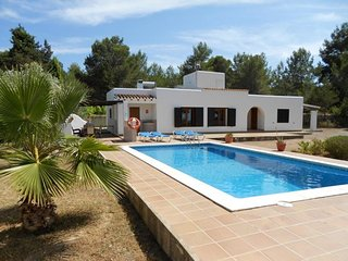 3 bedroom Villa in Sant Antoni de Portmany, Balearic Islands, Spain : ref 545550