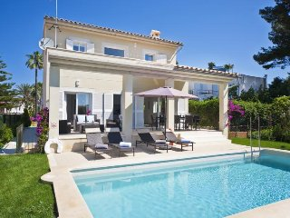 4 bedroom Villa in Alcúdia, Balearic Islands, Spain : ref 5455466