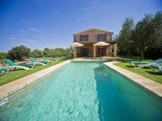 4 bedroom Villa in Llubi, Balearic Islands, Spain : ref 5455445
