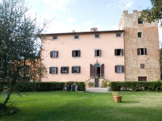 1 bedroom Apartment in Certaldo, Tuscany, Italy : ref 5455298