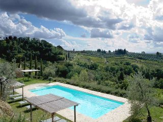 1 bedroom Apartment in Certaldo, Tuscany, Italy : ref 5455294
