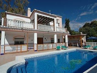 5 bedroom Villa in Nerja, Andalusia, Spain : ref 5455184