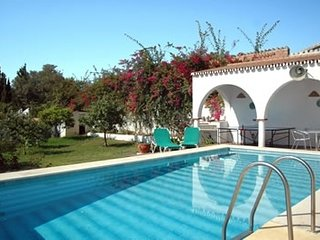 5 bedroom Villa in Malaga, Andalusia, Spain : ref 5455077