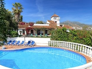 6 bedroom Villa in Nerja, Andalusia, Spain : ref 5455065