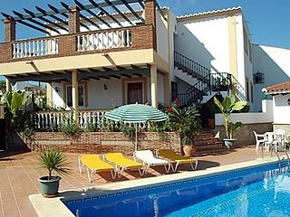 6 bedroom Villa in Nerja, Andalusia, Spain : ref 5455058