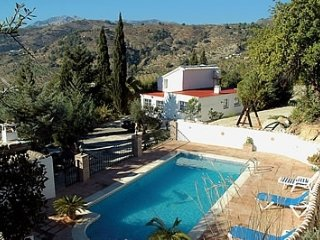 4 bedroom Villa in Malaga, Andalusia, Spain : ref 5455047