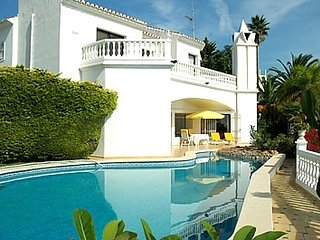 3 bedroom Villa in Nerja, Andalusia, Spain : ref 5455038