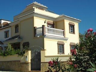5 bedroom Villa in Nerja, Andalusia, Spain : ref 5455032