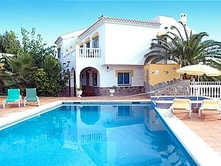 5 bedroom Villa in Nerja, Andalusia, Spain : ref 5455023