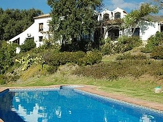 8 bedroom Villa in Casares, Andalusia, Spain : ref 5455013