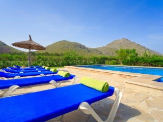 3 bedroom Villa in Pollenca, Balearic Islands, Spain : ref 5454322