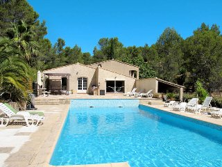 6 bedroom Villa in Pignans, Provence-Alpes-Cote d'Azur, France : ref 5452970