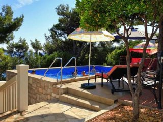 4 bedroom Villa in Potirna, Dubrovacko-Neretvanska Zupanija, Croatia : ref 54529